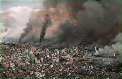 大地震の予知、天変地異
