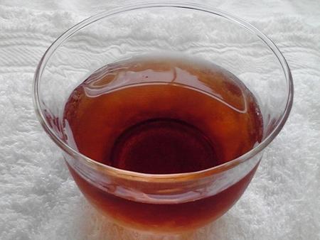 ふ~ちゃん'ズ♪ブログ:黒茶は半...