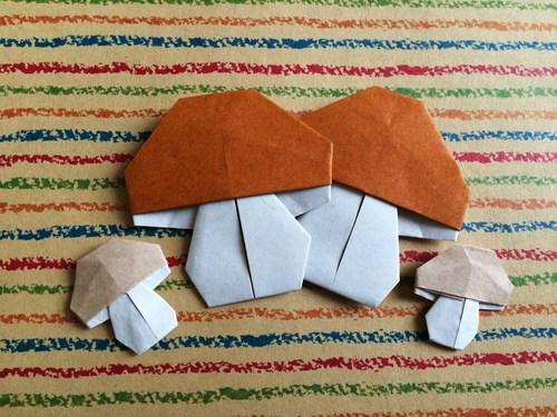 簡単 折り紙 : 9月の折り紙 : origami.i-ra.jp