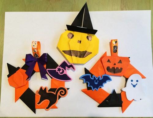花 折り紙:10月 折り紙-origami.i-ra.jp