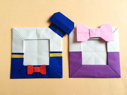 簡単 折り紙 ディズニーキャラクター折り紙 : origami.i-ra.jp