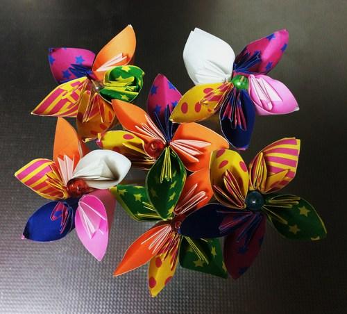 ハート 折り紙 折り紙 プレゼント 花 : origami.i-ra.jp