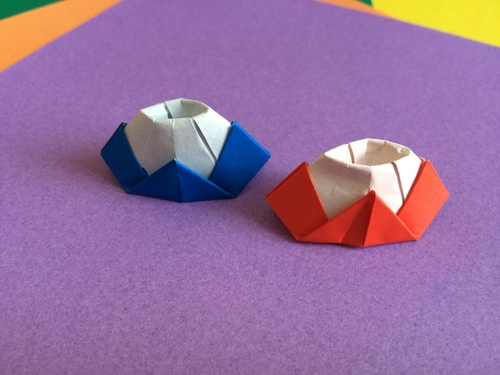 可愛い☆折り紙、牛乳パックで素敵な箸置きが作れる♪