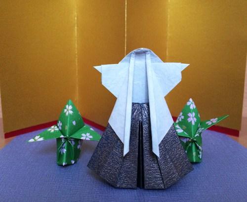 簡単 折り紙 お正月の折り紙 : origami.i-ra.jp