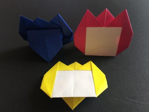 紙 折り紙 折り紙 名札 : origami.i-ra.jp