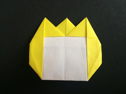 クリスマス 折り紙 チューリップ 折り紙 : origami.i-ra.jp
