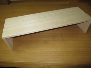100均のコの字ラックがダメなのは、プラスチックの棚板がすぐにたわんでしまうことです。それならば棚板がスチール製なら良いわけで、 ...